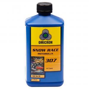 "Omicron 307 4-T Motorolja ""Snow Race Syn"" 1L"