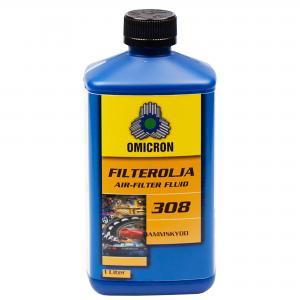 Omicron 308 Filterolja 1L