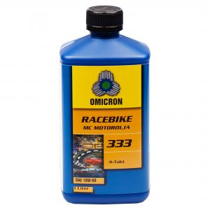 "Omicron 333 10W-60 Motorolja MC ""Race Bike"" 1L"