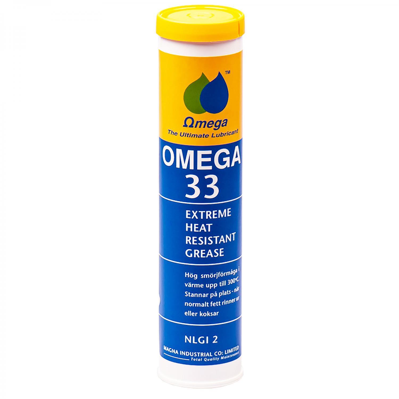 Omega 33 Högtemperaturfett 400gram Patron
