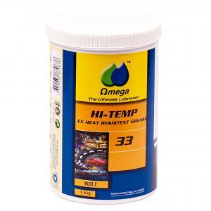 Omega 33 Högtemperaturfett 1Kg