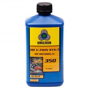 """Omicron 350 20W-50 MC Motorolja """" HD V-Twin"""" 1L"""