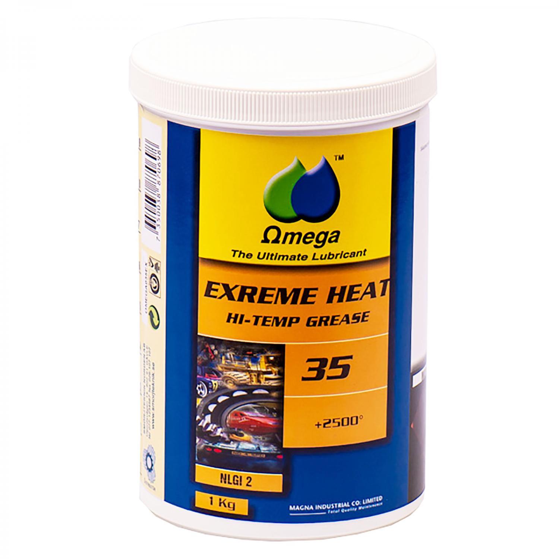 Omega 35 Extremt Högtemperaturfett 1kg