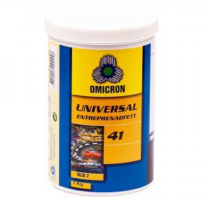 Omicron 41 Entreprenad/ Universalfett NLGI 2 | 1kg