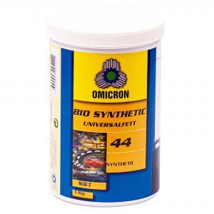Omicron 44 Bio Universalfett NLGI 2 / 1kg