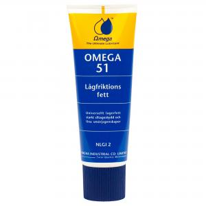 Omega 51 Elmotor lagerfett (LÅGFRIKTIONS) 200G