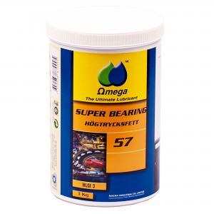 Omega 57 Högtrycksfett NLGI 3 / 1kg