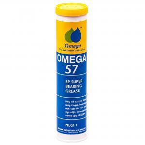 Omega 57 Högtrycksfett NLGI 1 / Patron 400g