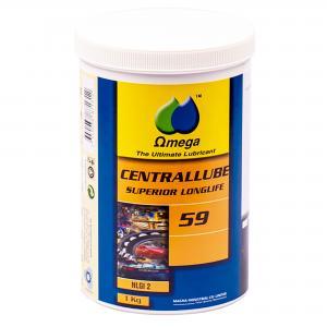 Omega 59 Centralsmörjfett NLGI 2 / 1kg