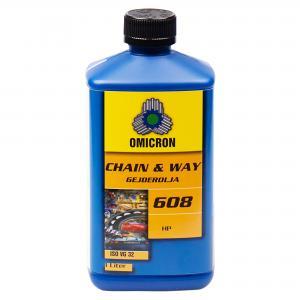 Omicron 608 ISO VG 32 Gejderolja Extreme 1L