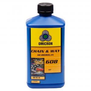 Omicron 608 ISO VG 46 / Gejderolja Extreme 1L