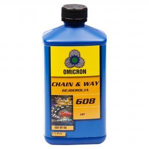 Omicron 608 ISO VG 68 Gejderolja Extreme 1L