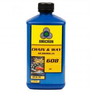 Omicron 608 ISO VG 100 / Gejderolja Extreme 1L