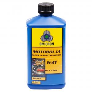 Omicron 631 5W-40 Super Classic Synt Motorolja 1L