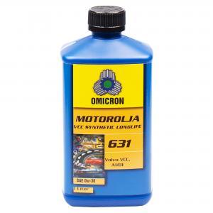 "Omicron 631 0W-30 Motorolja ""VCC Synthetic Longlife"" 1L"