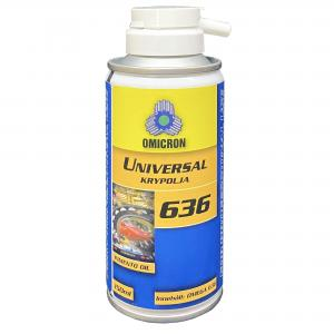 """Omega 636 KRYPOLJA """"4 in 1"""" 150ml"""