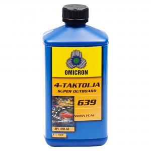 Omicron 639 4-Takt Super Nautic Oil 1L