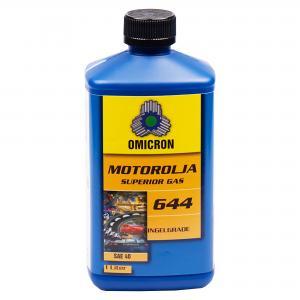 """Omicron 644 SAE 40 Motorolja """"Superior Gas"""" 1Liter"""