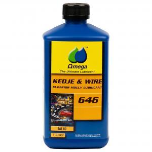 Omega 646 SAE 50 Kedjeolja och Wireolja 1L