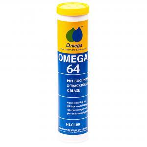 Omega 64 Växellådsfett NLGI 00 / Patron 400g