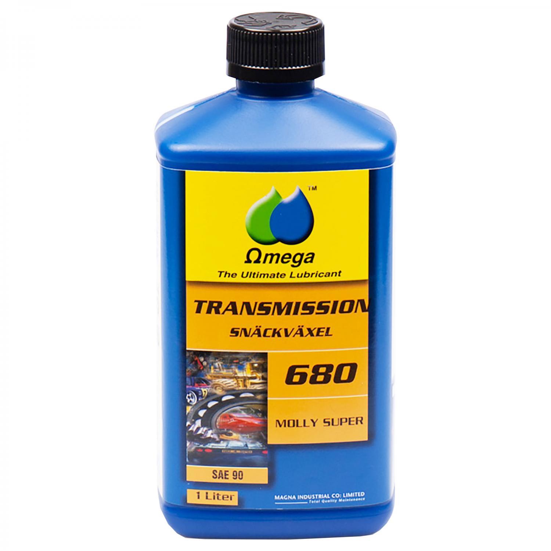 Omega 680 SAE 90 Extrem Snäckväxelolja 1L