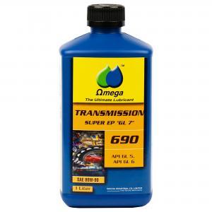 Omega 690 80W-90 Super EP Växellådsolja 1L
