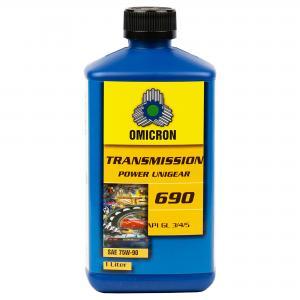 """Omicron 690 75W-90 Växellådsolja """"Power Unigear"""" 1L"""