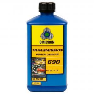 """Omicron 690 75W-140 Växellådsolja """"Power Unigear"""" 1L"""