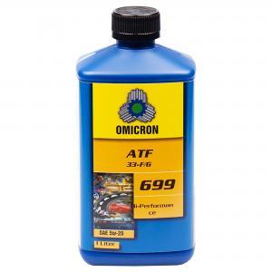 """Omicron 699 5W-20 ATF-Olja """"33 F/G"""" 1L"""