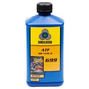 Omicron 699 0W-20 ATF-Olja MB Type II 1L