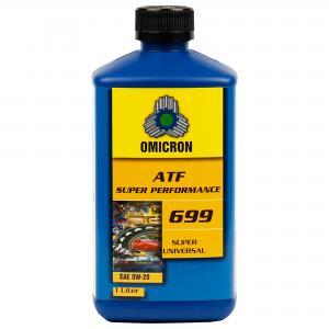 """Omicron 699 0W-20 ATF O-lja """"Super Performance"""" 1L"""