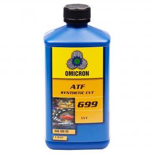Omicron 699 0W-20 CVT ATF-Olja 1L