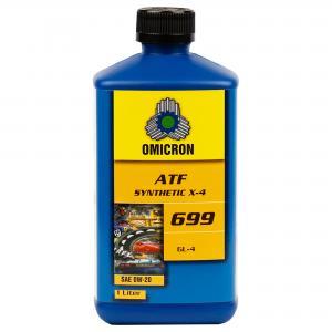 """Omicron 699 5W-20 ATF-Olja """"X-4"""" 1L"""