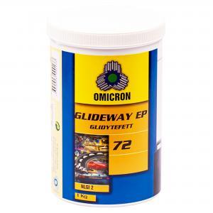 Omicron 72 Högtrycksfett NLGI 2 / 1kg