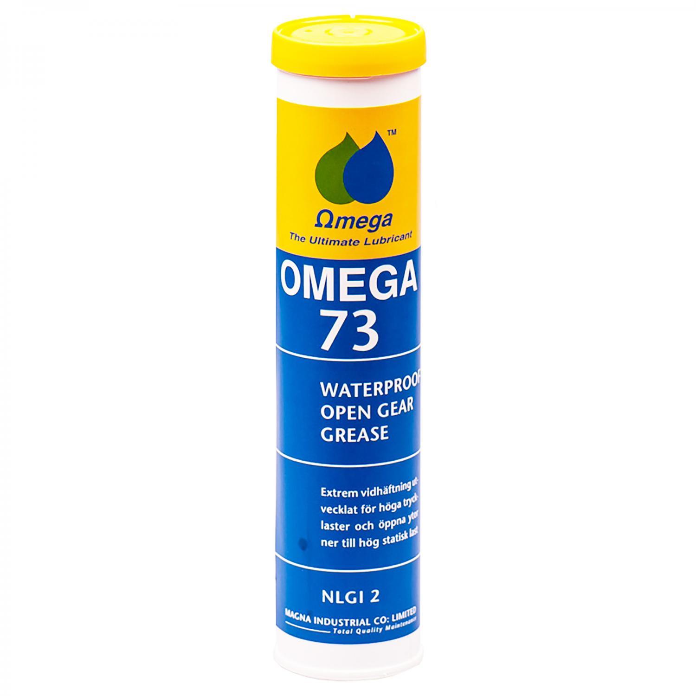 Omega 73 Kugg & Glidyte Fett NLGI 2 / 400g Patron