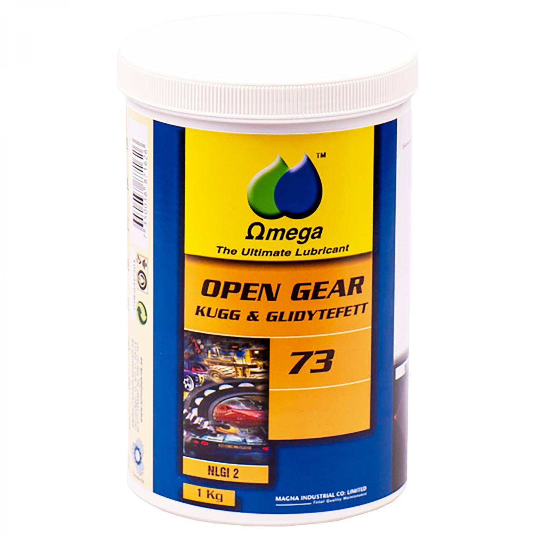 Omega 73 Kugg & Glidyte Fett NLGI 2 / 1kg