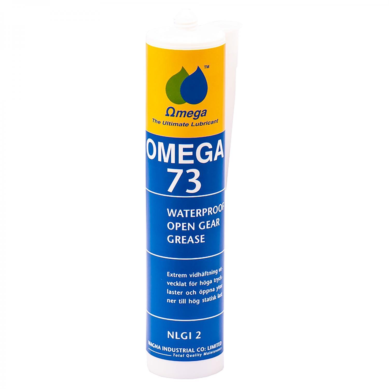 Omega 73 Kugg & Glidyte Fett NLGI 2 / Kittpatron 300g