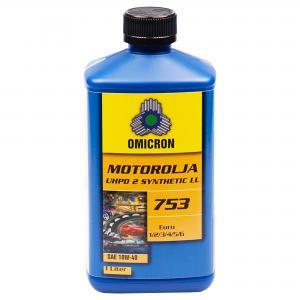 Omicron 753 10W-40 UHPD2 Synthetic Motorolja 1L