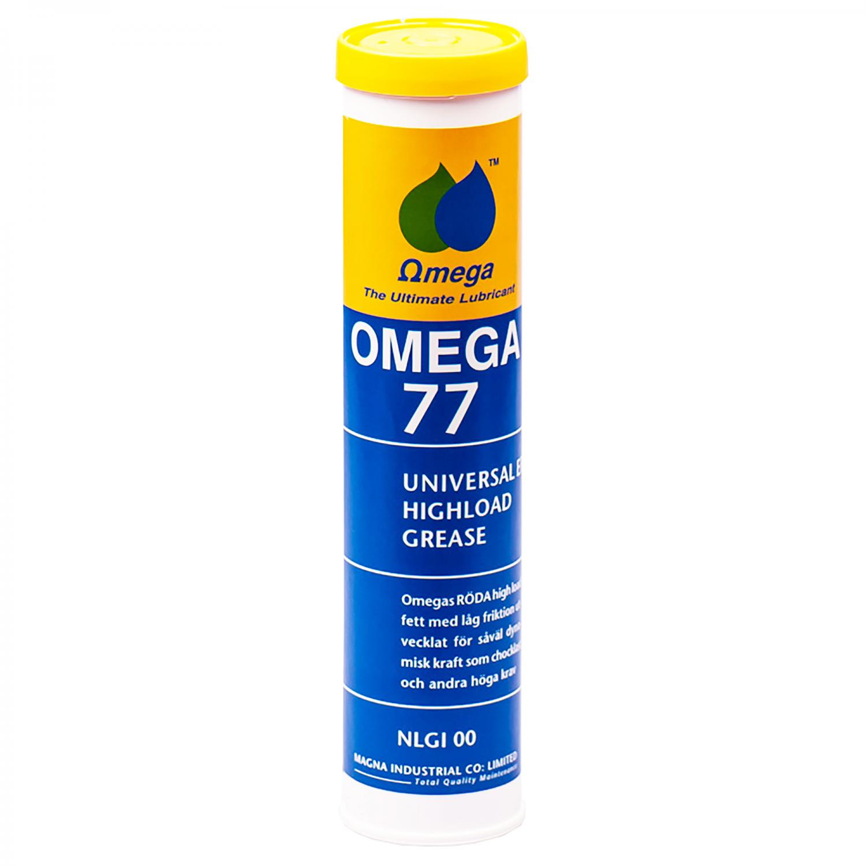 """Omega 77  Lager & Chassi """"The Red One"""" NLGI 00 Fett 400g"""