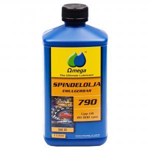 Omega 790 SAE 20 Spindel- och Skärolja 1L