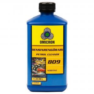 Omicron 809 Bensinrengöring 1L