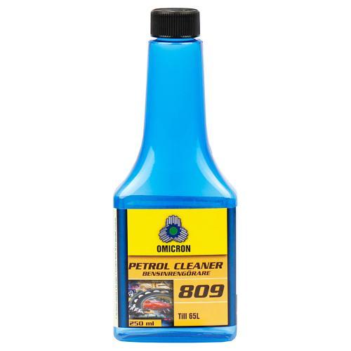 Omicron 809 Bensinrengöring 250ml