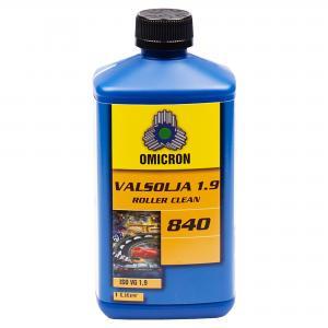 Omicron 840 ISO VG 1,9 Valsolja 1L
