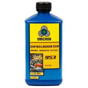 "Omicron 953 Diesel Additiv ""Diesel Booster Cetan+ 1L"