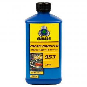 "Omicron 953 Diesel Additiv ""Diesel Booster Cetan+"" 1L"