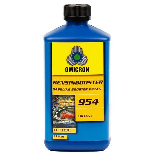 "Omicron 954 Bensinbooster ""Oktan+"" 1Liter"