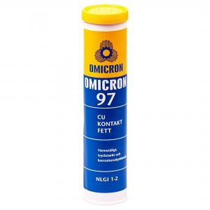 Omicron 97 CU-Kontaktfett NLGI 2 / Patron 400gr