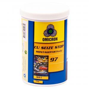 Omicron 97 Montagepasta - CU NLGI 2 / 1kg