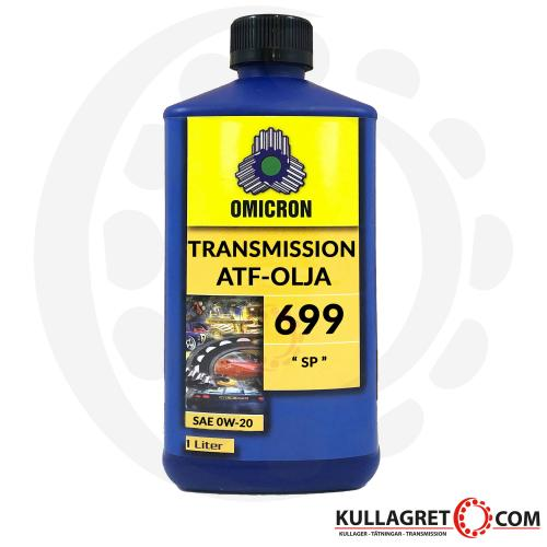 Omicron 699 Super Performance ATF Olja 1L