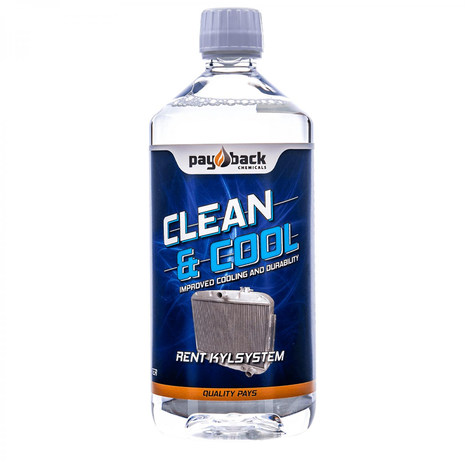 """Payback #400 Clean & Cool """"Kylsystemsrensning"""" 250ml"""